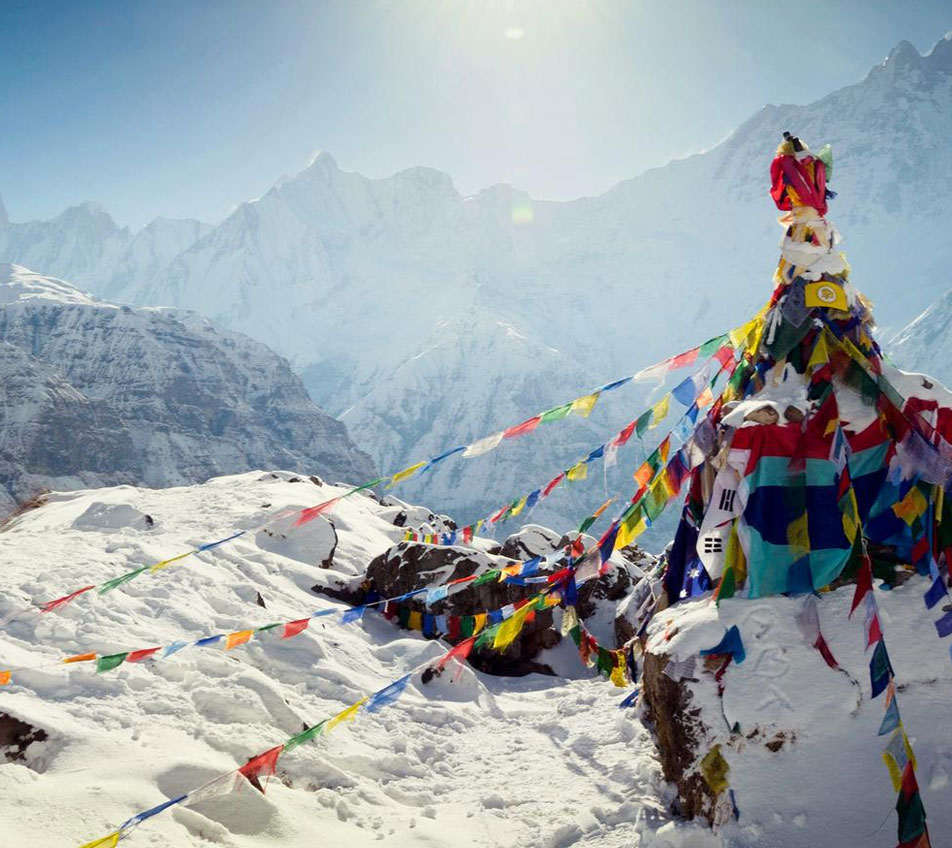 travelling in Nepal