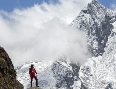 Trek in Himalayas
