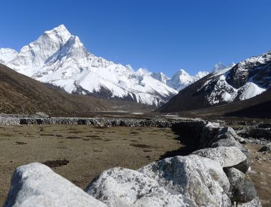 Amadablam Mountain